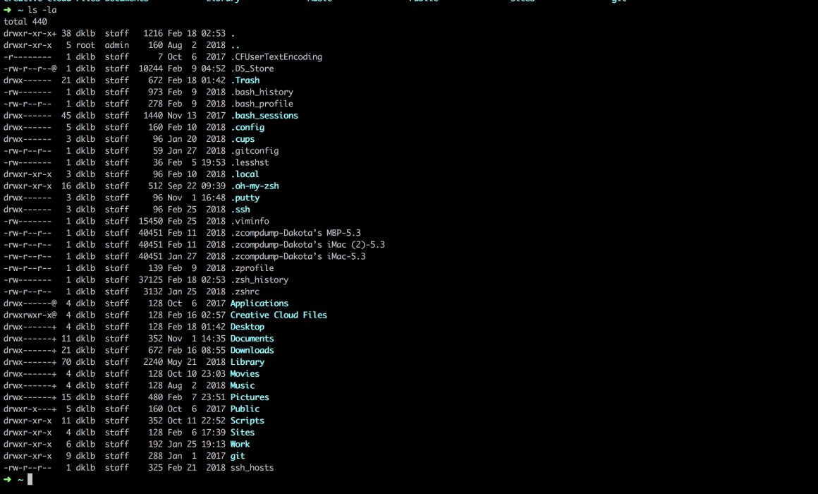 Getting Started with the Command Line Interface Terminal